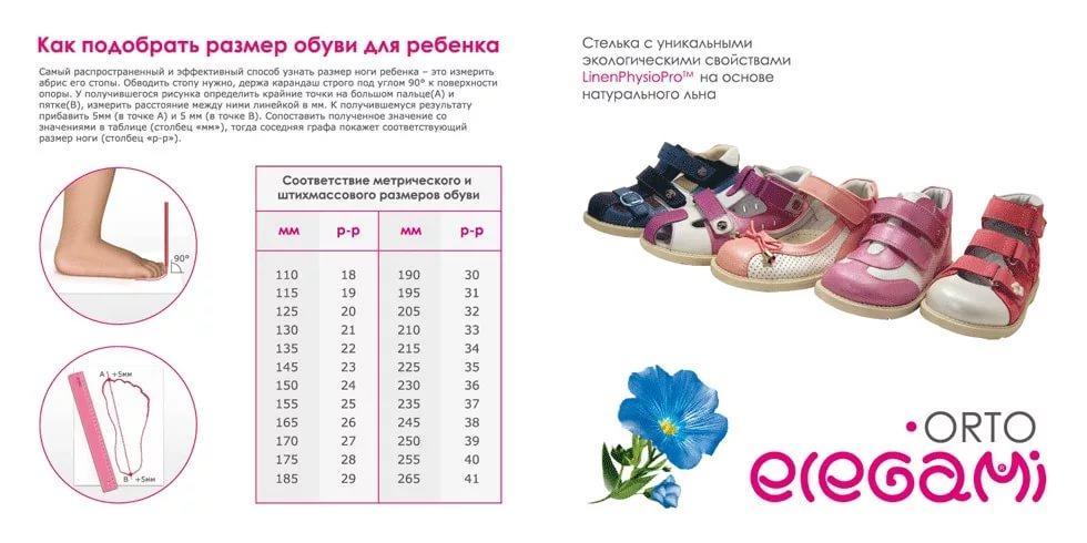 как выбрать летнюю обувь для ребенка все начисления электронном